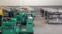 Wholesale H2 gas water gas HHO gas fuel electricity generator set biogas methane CNG LPG generator set