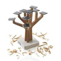Последние порты Power Bank ПОЛНЫЙ 3000mAh Портативный Солнечное зарядное устройство панели мобильного телефона Смартфон Мобильный телефон Водонепроницаемый Мини