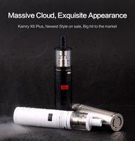 battery options - In business KAMRY X6 PLUS E VAPING vapor batteries for option Sub ohm vapor ecig kamry X6 plus vaporizer pen kit