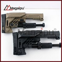ar stock - S R S High quality A R S Tactical Drss Command C A A Stock for AR Black Tan green BK S P