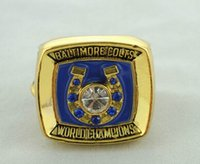 baltimore colts - New Excellent Design Baltimore Colts Super Bowl Sports Championship Rings size