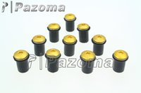 Wholesale PAZOMA mm Gold Fairing Wind Screen Screw Bolt Kit Windshield Mounting Nut Wellnut For Suzuki GSXR