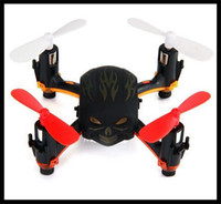 Wholesale mini flyer GW008 Mini Skull G CH Axle Automatic Parallel System D Rolling RC Quadcopter Drone MODE2 RTF