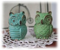 Wholesale The original thick texture old owl alloy handles two optional French country special offer