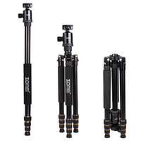 Wholesale 2016 NEW ZOMEI Tripod Magnesium Alloy Monopod with Ball Head for DSLR Canon Sony Nikon Camera