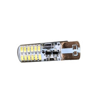 Wholesale Super Led W5w - T10 Silicone Car Led Width Lamp 24 3014 Chip The New Super Bright Strobe Light Clearance Running Lights W5W