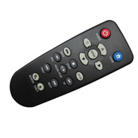 avi dvd player - Universal Replacement Remote Control for WD TV Live Plus USB2 AVI P HD Hub Elements Media Player