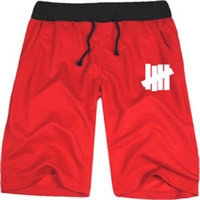 Wholesale New Summer Male and Female Couple influx of Fashion Men s Hiphop Street Shorts Men Pyrex Sports Loose Basketball Shorts