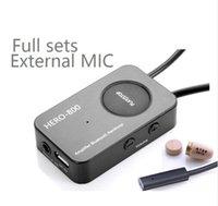 amplifier settings - New HERO Watt Powerful Amplifier Professional Bluetooth Neck loop Loop set with wireless earpiece Earbuds