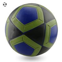 beach soccer ball - Size Sandy beach Football Ball Professional voetbal soccer balls Match European Cup Champions Pvc Laminated Soccer Ball huhu
