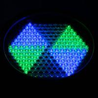 audio video disco - LIXADA Professional Channel DMX512 RGB LED Stage Light W AC90 V Audio Video Party Disco Strobe Lighting Effect
