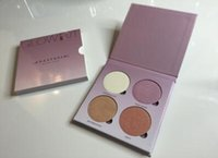 Wholesale Anastasia Glow Kit New Shade Moonchild Sweet Highlighters Makeup Face Blush Powder Blusher Palette Cosmetic Sun dipped That Glow Gleam