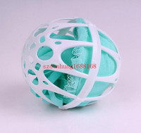 Wholesale 200pcs Plastic Women Bubble Bra Bag Ball Laundry Underwear Lingerie Magic Washing Machine Saver Protector Kepping Clothes Cleaning Tools