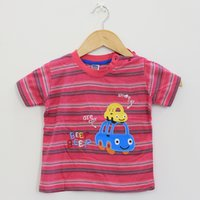 Wholesale Newly Baby Kids Tank Tops Cotton Tops Baby Summer Tshirt Clothes