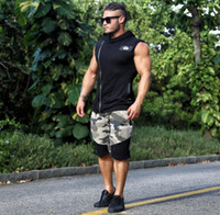 Wholesale Fall Crime Gym Body Engineers Hoodies Stringer Vest Man Body Engineers Fitness Movement Sleeveless Vest Vest Vst