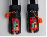 Wholesale 4 IR Beam Infrared Barrier Detector For Home Yard Window Gate Alarm System