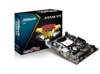 asrock support - ASROCK ASRock A55M VS computer motherboard supports FM1 CPU with E2 package