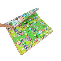 the hot sale baby products organic baby toy activity gym epe folding baby carton mat