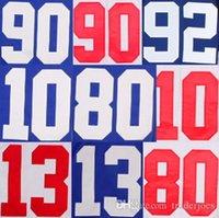 Wholesale Elite NY Giants Eli Manning Victor Cruz Odell Beckham Jr Royal Blue Name Number Logo Stitched Mens Jerseys