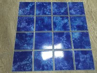 Wholesale swimming pool mosaic