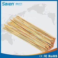 Wholesale high quality skewers BBQ skewers BBQ pin Grilled skewers stainless steel pin