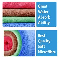 Wholesale towel Thickened Sanding Car Cleaniong amp Body Washing Towel cm with Microfiber Material and Multi functional Cleaning Works