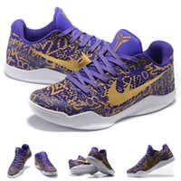 Wholesale Hot Sale Kobe XI Bryant Mamba Day Prelude Pack Ftb V VI Mambacurial Grinch Xmas Men Shoes