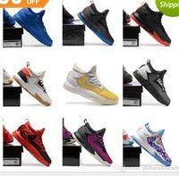 basketball court lighting - Free postage Lillard Easter Day basketball shoes High quality men DLillard Basketball bo ots size