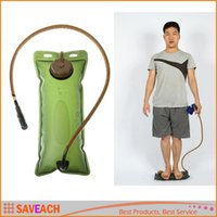 Wholesale Outdoor Sports Hiking Camping L Portable Hydration Water Bladder Bag Thicken EVA Foldable Bike Climbing Cycling Water Bottles