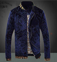 beads designs patterns - 2017 new down cotton padded collar men burst models of high end luxury men s padded maze men jacket