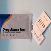 Wholesale 2016 New Style DOA Test Cassette Urine Multi Panel Five Kinds CE Certification DHL