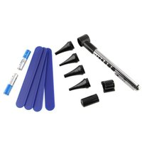 Wholesale Pro Ophthalmoscope Otoscope Stomatoscop Diagnostic Set for Ear Eye Mouth