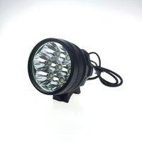 aluminum pools - Lumen C XM L T6 LED Bike LED Bicycle Lamp Light HeadLight Waterproof Aluminum alloy
