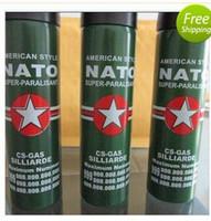 Wholesale perfume bottle style self defense pepper spray tear gas a ml