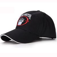 Wholesale Top Army Baseball Cap American Blackwater Hats Mens Baseball Hat Closed Snapback Outdoor Travel Hiking Black Caps for men