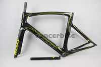 best carbon road bikes - 2015 best selling carbon road frame Ridley bike carbn fiber road frame T1000 carbon frame UD wave chinese bicycle frameset