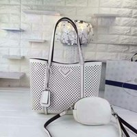 bag leather buy - The White new hollow shopping bags equipped with a small camera bag is to buy a bag is also equipped with a small bag