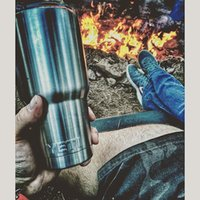 arrival insulation - new arrival Yeti cup stainless steel cup oz ml tumblerful vehicle vacuum beer coffee coffee mug high travel car bilayer wall insulation