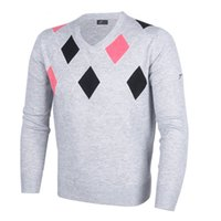 Wholesale New fashionable Brand TIT Golf wear Long sleeve Golf T shirt colors S XXL size in choice Golf sweater