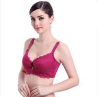 Wholesale Women Sexy bralette big size lace underwear Push Up bras B C D Intimates Female Bra ZA0149