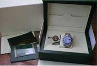 auto files - LUXURYWATCH MAN about Sapphire mm BLUE BEZEL DIAL UNWORN Automatic Sport Mens Watch Men s Wrist Watches Original Box File