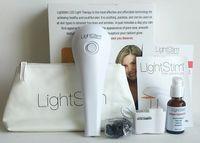 Wholesale DHL new hot Lightstim for acne Face And Skin Care Massager Vibration LightStim for Wrinkles Plus Device
