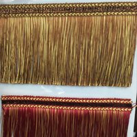 beads curtain designs - Beads Design Bullion Fringe Tassel Lace Carpet Curtain Garment Fringe Tassel Lace with M bag Packing for Home Decorations SHF022