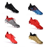 air aces - 2016 New oriGINal mens high ankle fooTbaLls bOOTs X Purechaos AG FG soccer shoes outdoor top Pure chaos ACE messi sOcCEr cLEAts