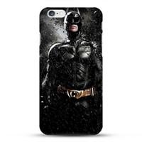 batman shield - Marvel Superhero Super Man Avengers Mobile Phone Deadpool Cover for iPhone s Case Batman Captain America Shield Designs