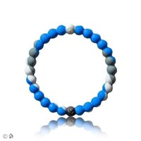 14k findings - New Shark Lokai Bracelets Mud and Water Black and White Beads Lokai Silicone Bracelet Gift Jewelry Find Your Balance