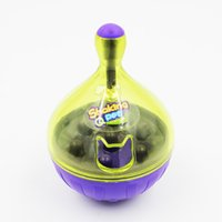 Wholesale New arrival cat snack tumbler toy cat snack ball cat toys in attractive color