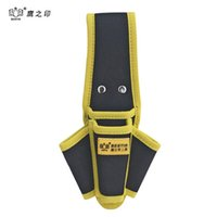 Wholesale BESTIR Pocket Electrician Tool Bag Fabric Oxford Pouch Hanging Type for Tool Belt