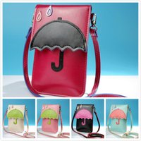 Wholesale Cheap Wholesale Sweats - Summer Cellphone Bag Mobile Phone MINI Handbags Ladies sweat color purse Cheap Clutch Bag 10pcs Lots Promotion Free Shipping
