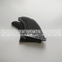 base surfboards - New bulk selling factory making widely use surfboard longboard future base black color side fin